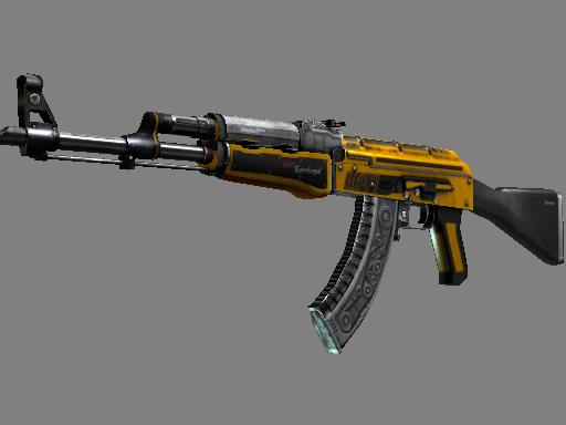 AK-47   燃料喷射器